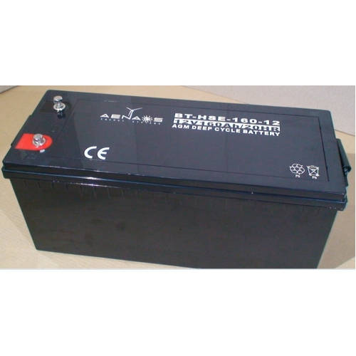 BATTERY BT-HSE-160-12 160Ah - 12V (AGM) A