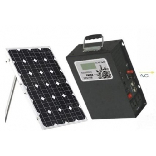 Φορητός Ενεργειακός Σταθμός με ενσωματωμένο inverter 1000W