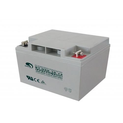 Μπαταρία φωτοβολταϊκών 38Ah / 12V (AGM)