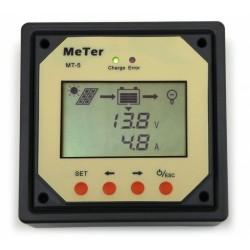 Ψηφιακό όργανο για τους ρυθμιστές φόρτισης Tracer RN – ΜΤ – 5 B