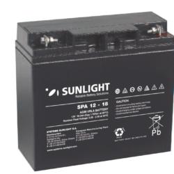 Sunlight 12V-18Ah