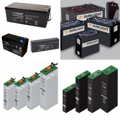 Deep Cycle Batteries & AGM