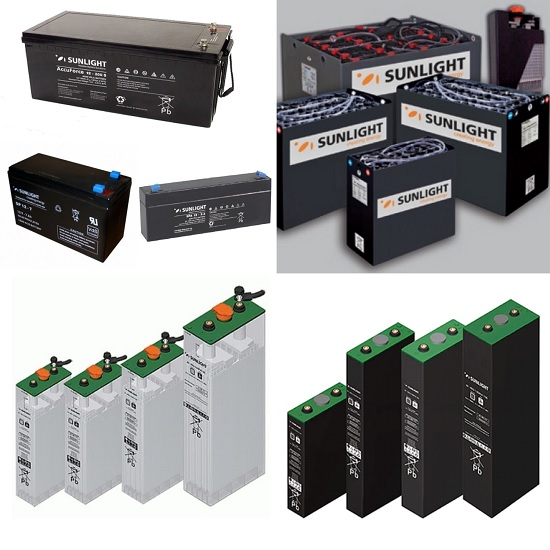 Deep Cycle Batteries & VRLA