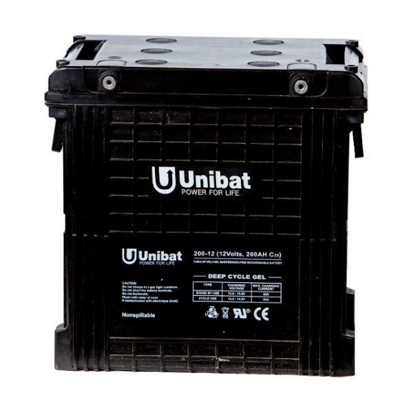 Batteries GEL