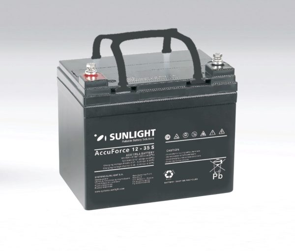 Sunlight Accuforce 12-35AH S