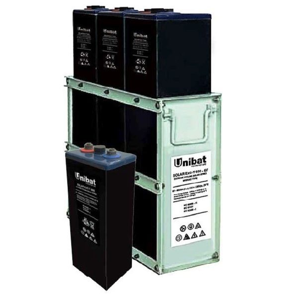 2 Volt ExC-T Battery Cells (Deep Cycle)