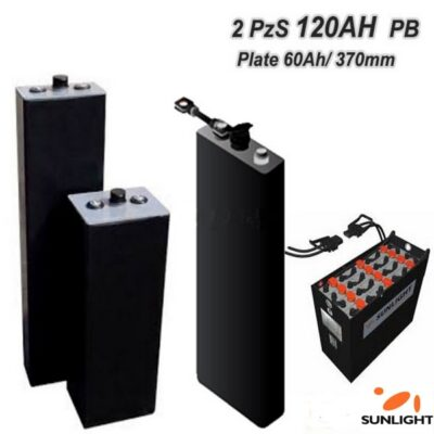 2 Volt Battery Cell