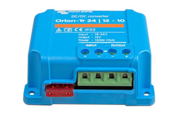 Orion-Tr 24V / 12V 10A DC DC converter not isolated