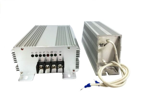 S800-24V CONTROLLER WITH DUMPLOAD(SPARE PARTS)